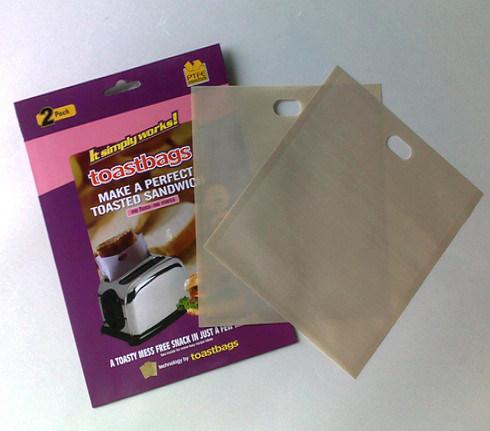 Fiberglass Fireproof Bag
