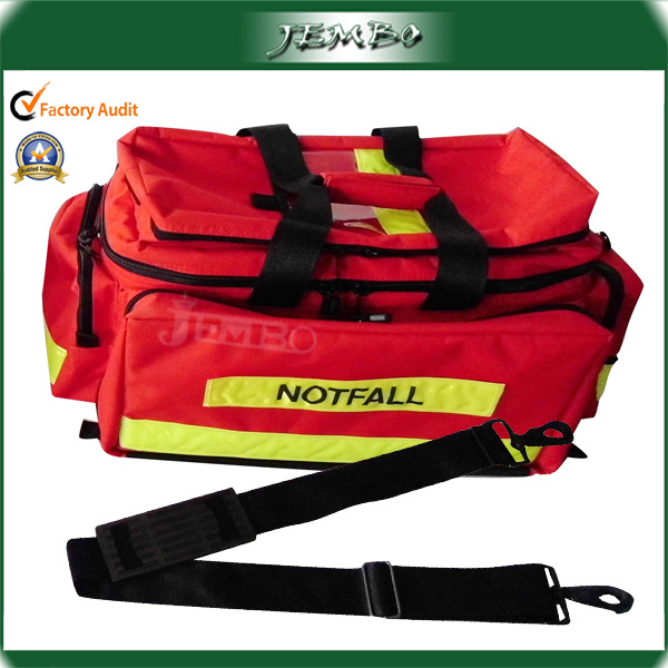 Versatility First Aid Emergency Kit Bag with Reflective Stripe