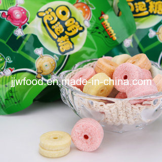 Edible Whistle Bubble Gum in Polybag