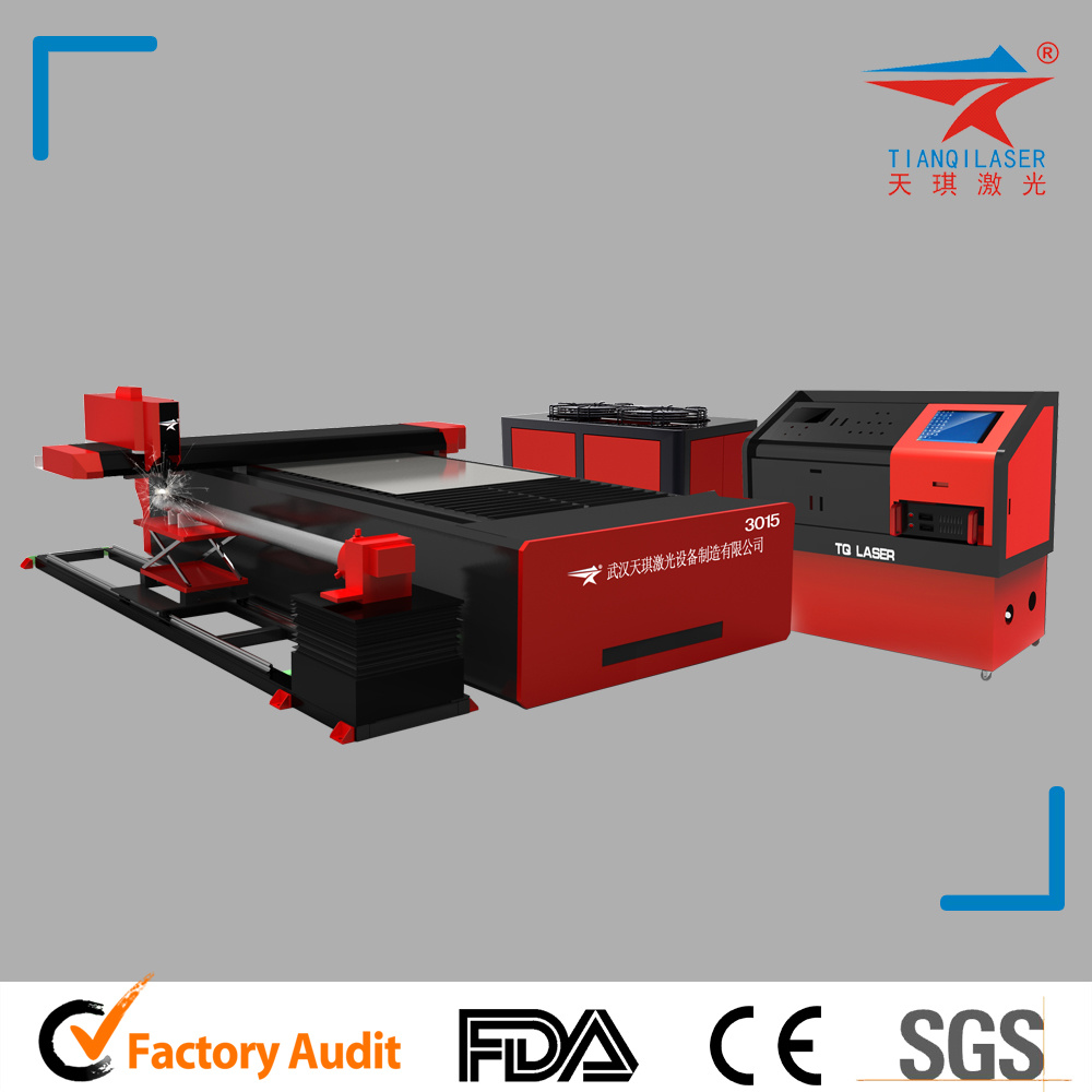 Fiber Laser Tube and Sheet Cutting Machine in Kitchenware Industry