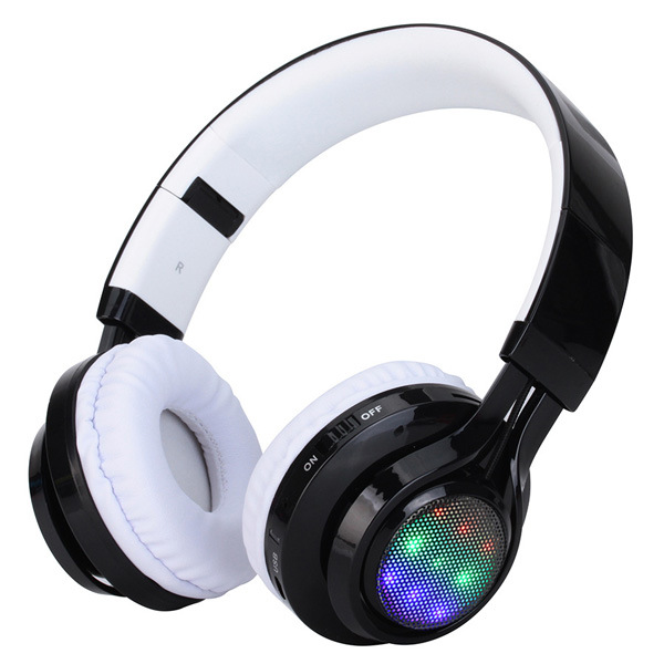Bluetooth Headset with LED Light for All Kinds Cell Phone (BT-AB005)