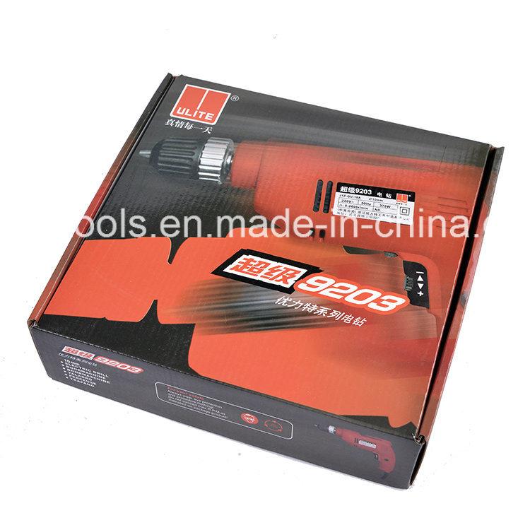 10mm Popular Style 400W Powerful Power Electric Drill 9203u