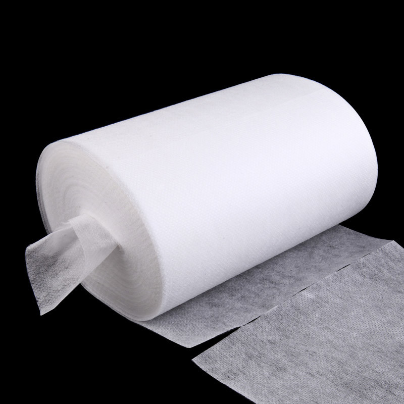 Perforated Thermobond Non Woven Fabric Roll Wiping Cloth