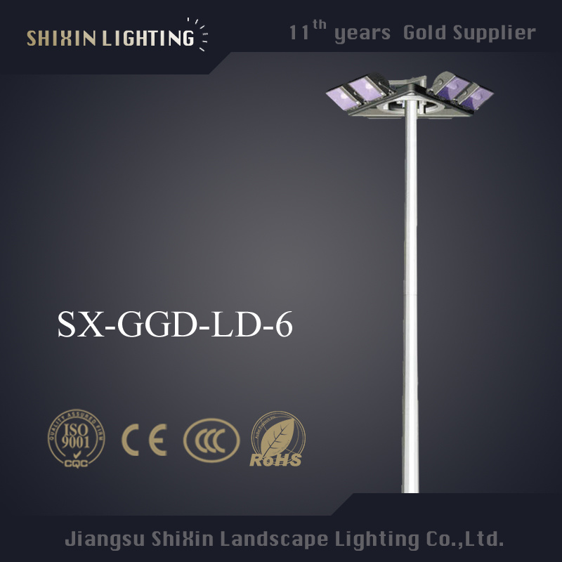 2015 Newest 35m LED High Mast Light