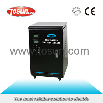 Automatic SVC Single Phase Voltage Stabilizer
