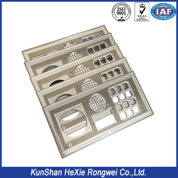 Custom Precision Aluminium Alloy Machine Spare Part