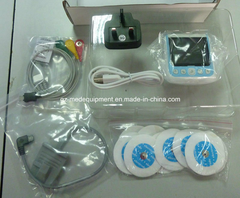 0.13kg Hand Held Home Care Wrist Home Use Portable Patient Monitor
