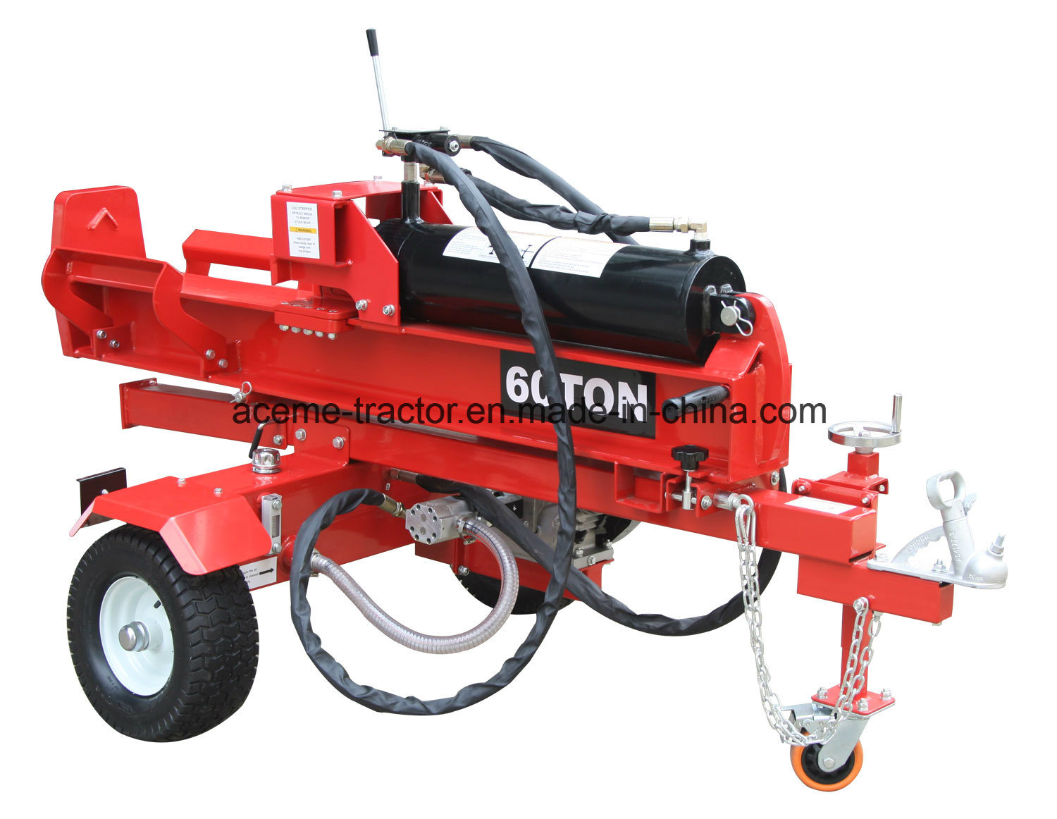 60t 15HP Lifan Gasoline Engine EU Log Splitter Ce EPA