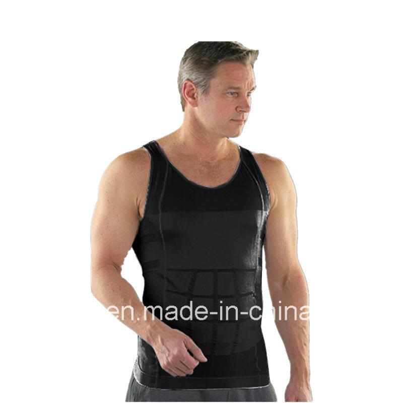 Mens Slimming Body Shaper Vest