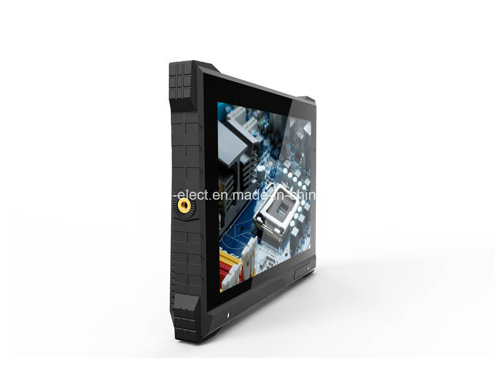 "9.7"" Rugged Tablet PC with Android 4.3.1, Poe/Can Bus"