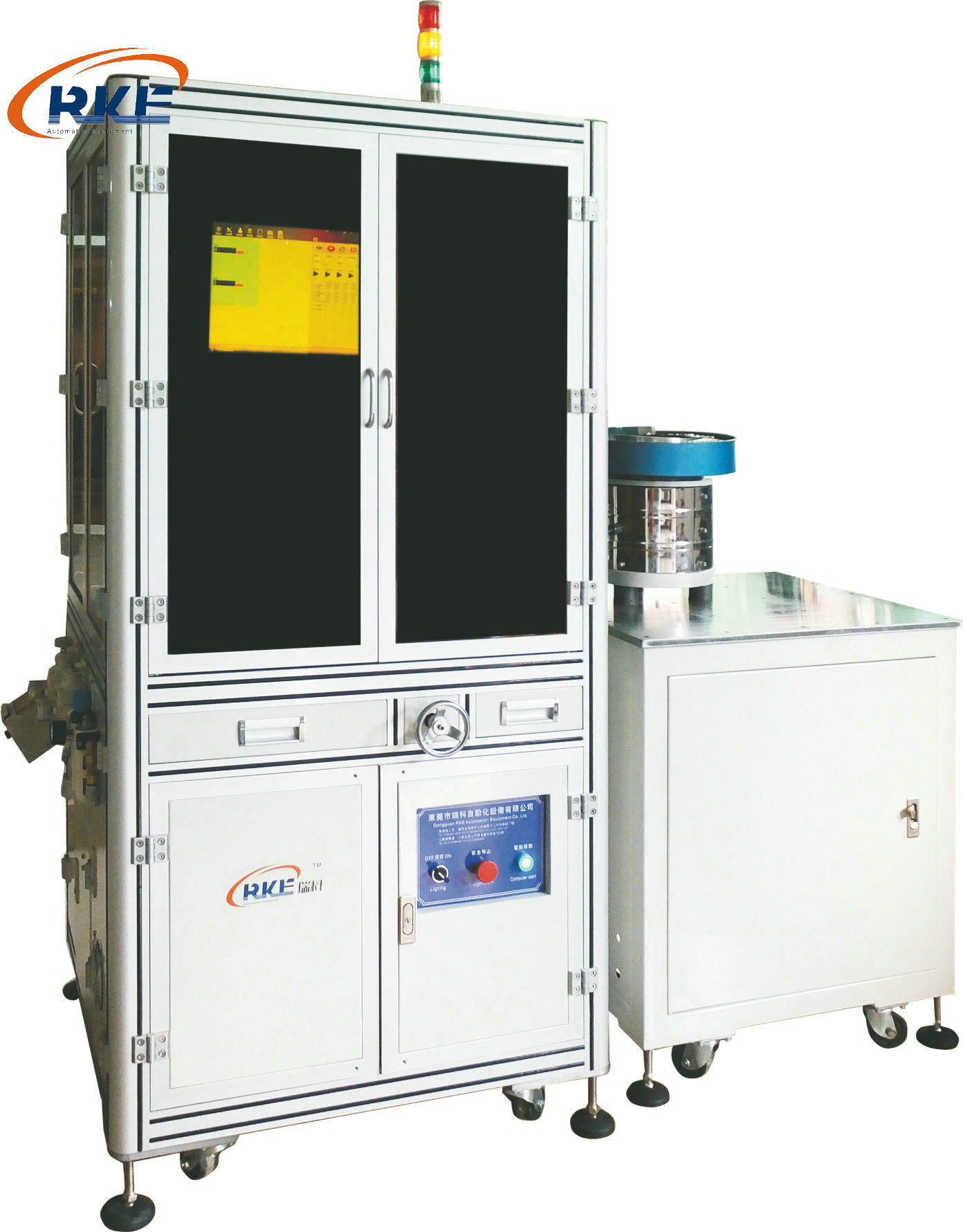 New Product Pressure Testing Equipment