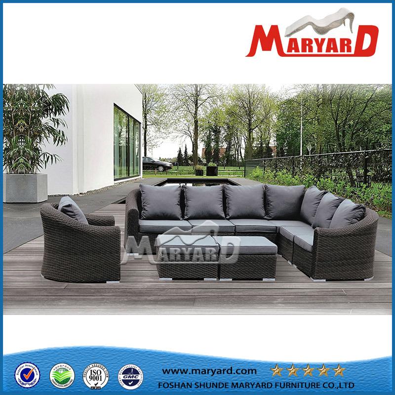 Rattan & Wicker Garden Sofa Patio Furniture