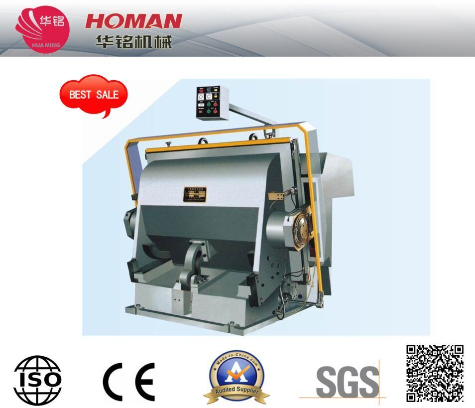 Ml1800 Die Cutting and Creasing Machine
