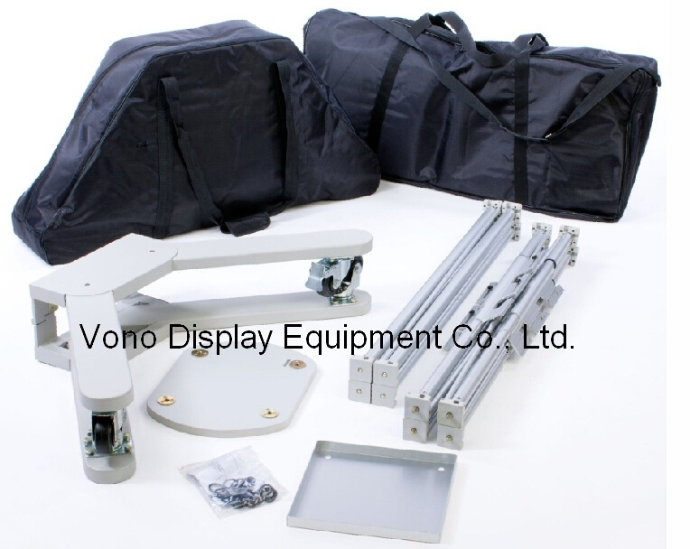 """Exhibition Display Stand Trade Show Products 17"""" to 65′ Plasma or LCD Television Stand"""