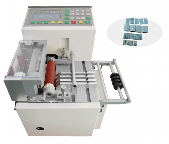 Cable /Wire Harness Equipment Computerized Tube Cutting Machine / Automatic Pipe Cutting Machine.