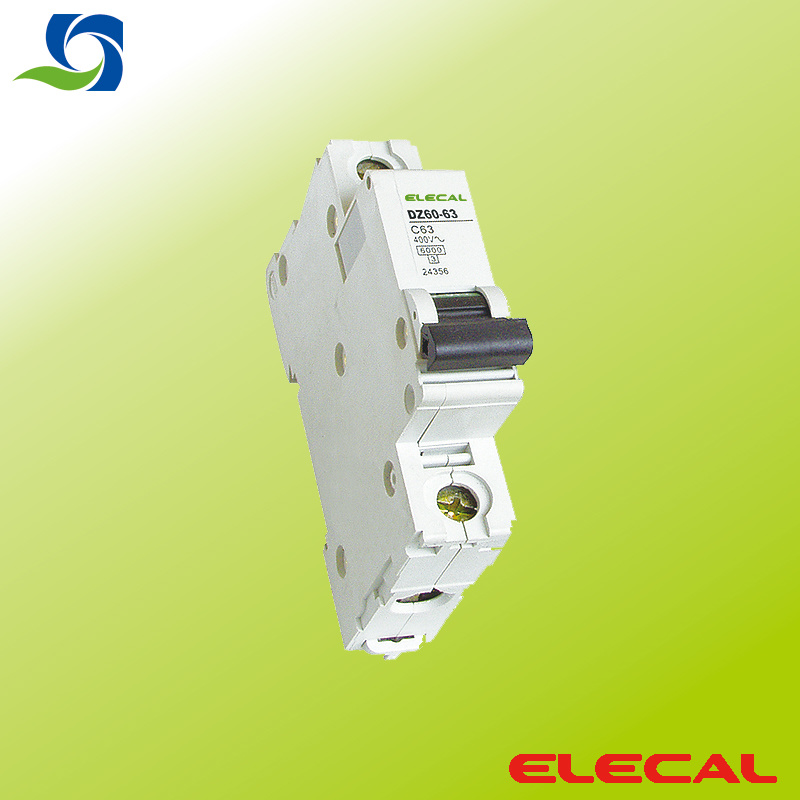 Dz60-63 Series Miniature Circuit Breaker