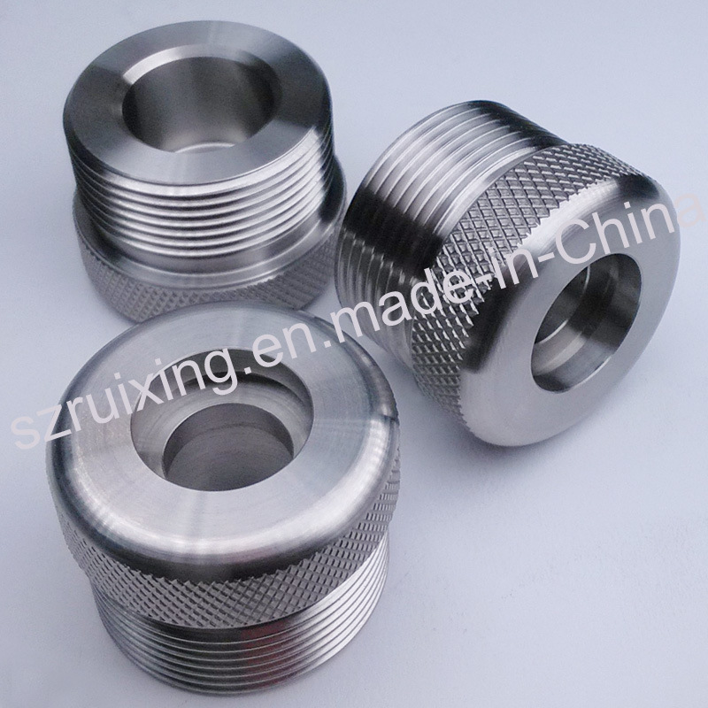 (E-Cig Accessories) CNC Machining of Stainless Steel