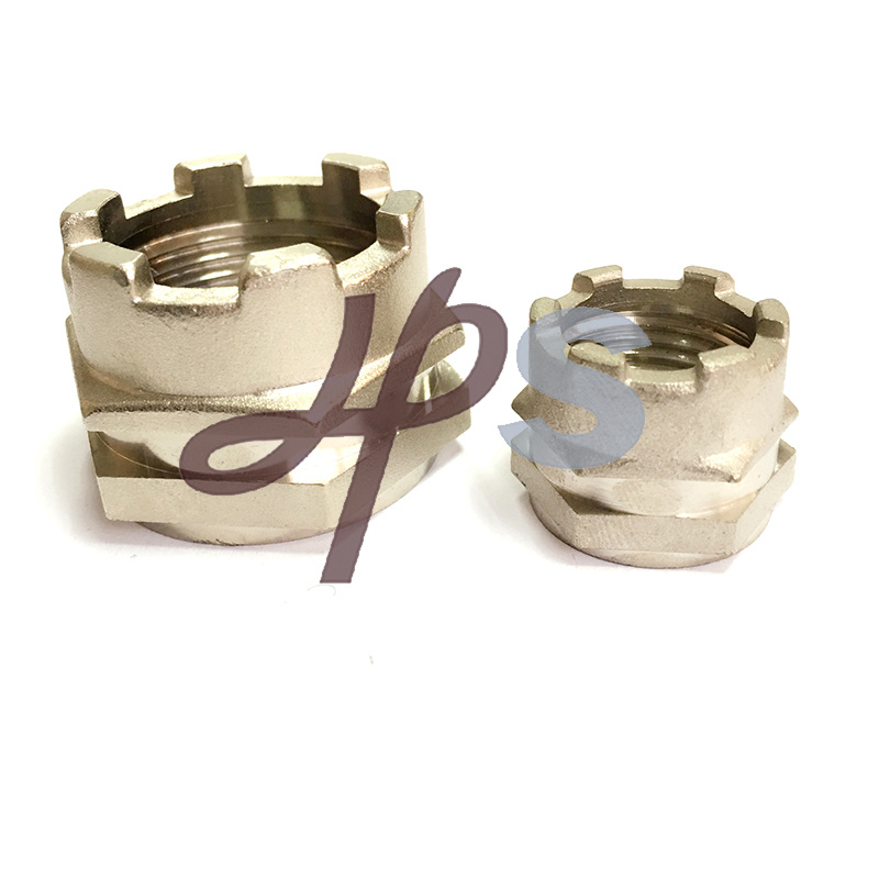 Brass PPR Inserts Manufacturer and Supplier in China
