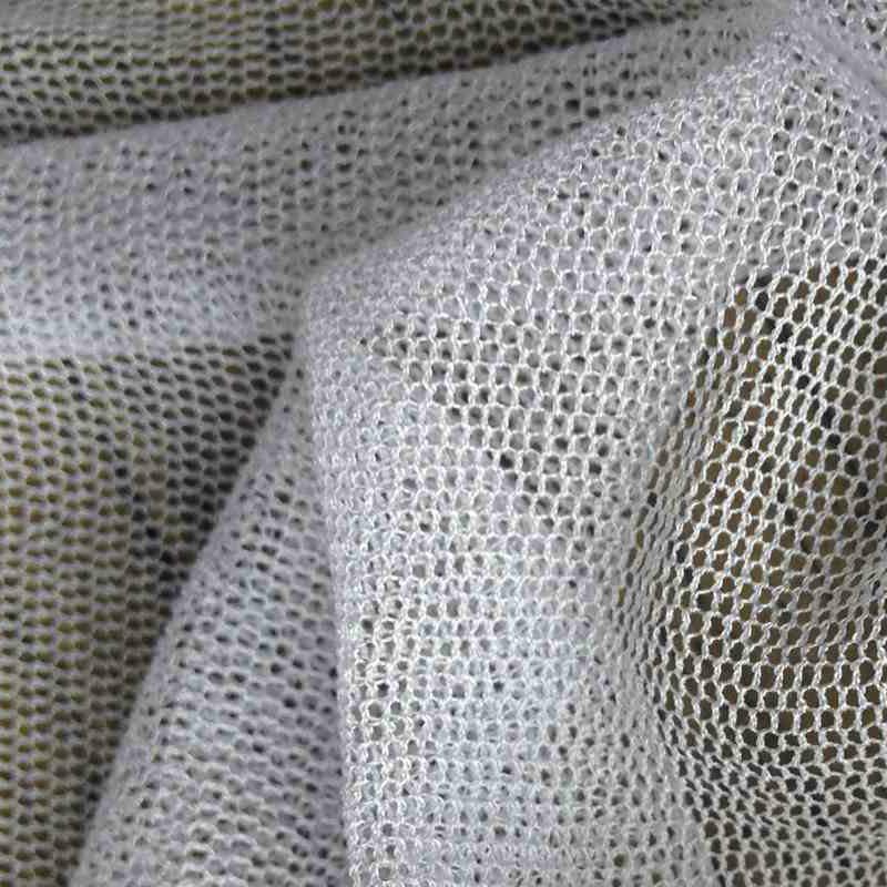 Silk Mesh Fabric