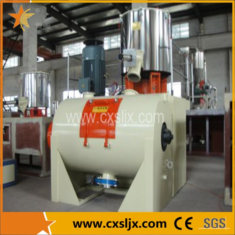 Horizontal PVC Resin Powder High Speed Mixer Unit (SRL-W)