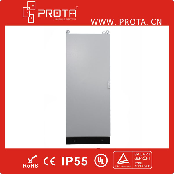 IP55 One-Piece Floor Standing Power Distribution Cabinets