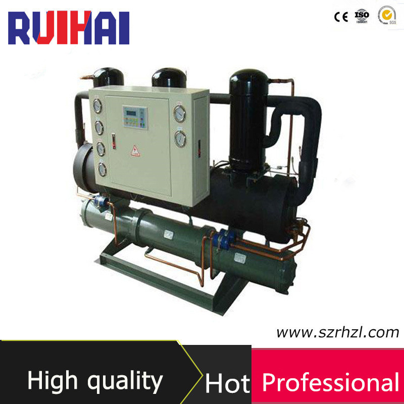 125.1kw High Quality Scroll Type Industrial Water Chiller