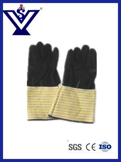 Safety Gloves, Working, PVC Cotton, Nylon Gloves