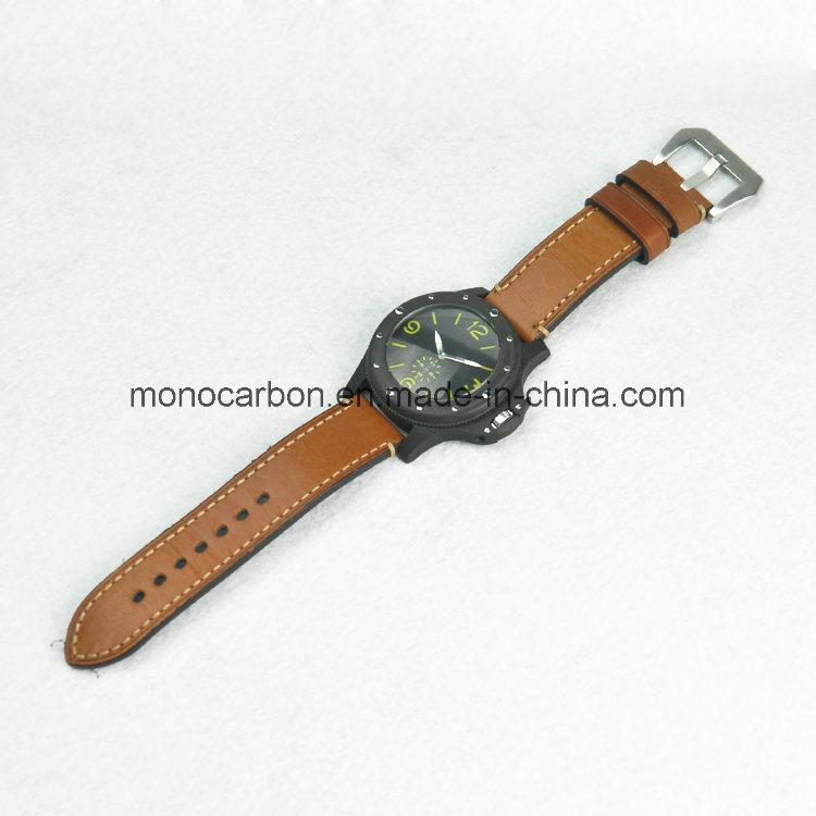 Bulk Buy China Custom Design Genuine Carbon Fiber Wrist Watch Accessory
