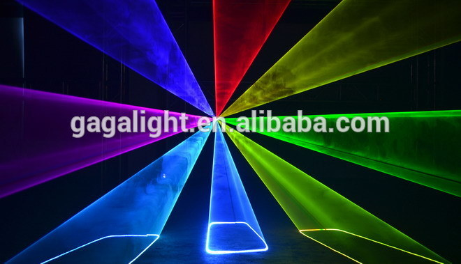 RGB28000 Full Color Animation Laser Light