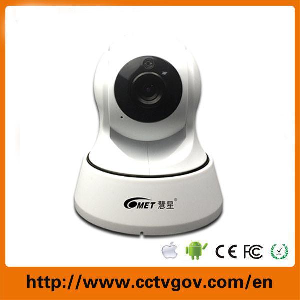 PTZ 64GB SD Card USB Mini WiFi CCTV Security IP Video Surveillance Camera