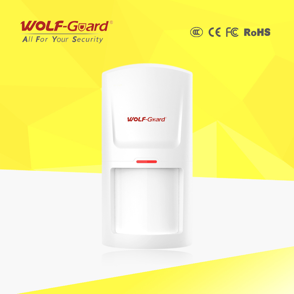 Home Automation Security Alarm From Wolf-Guard