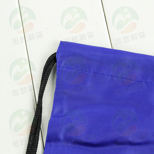 Promotional Cheap Backpack Drawstring Shopping Bag M. Y. D-012