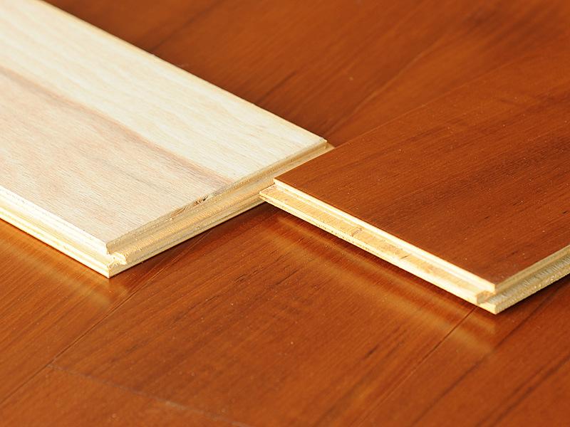 Teak Engineered Wood Flooring