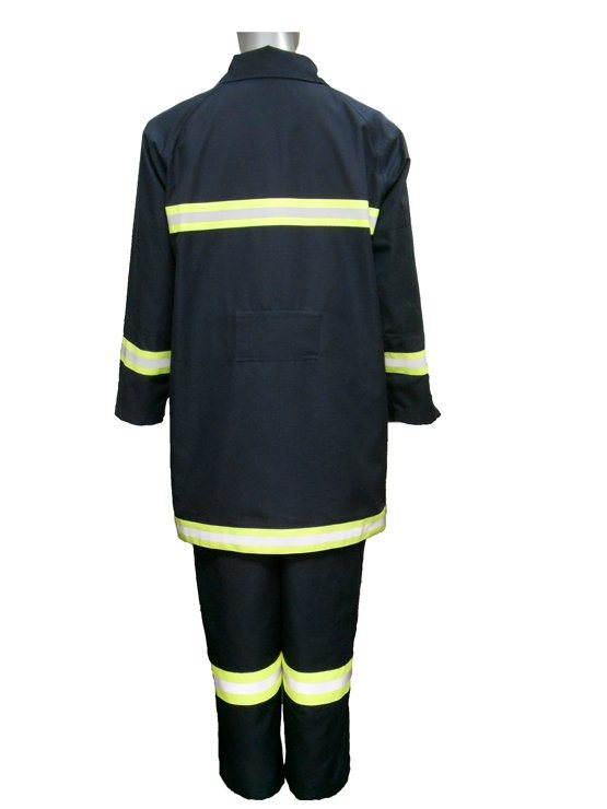 En Standard Four Layers Fireman Suit Fire-Fighting Equipment