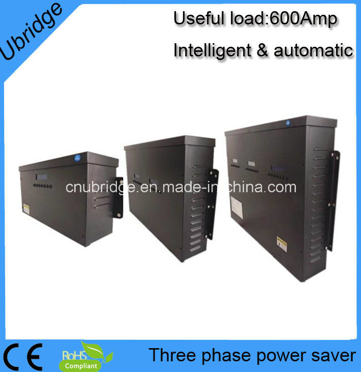 New Power Saver Full Automtiac Power Saver Three Phase for Industry (UBT-3600A)