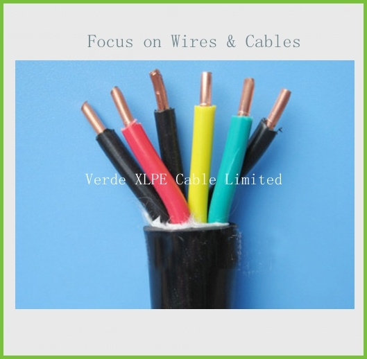 Control Cable, Electric Wire Cable for Electrical Control System