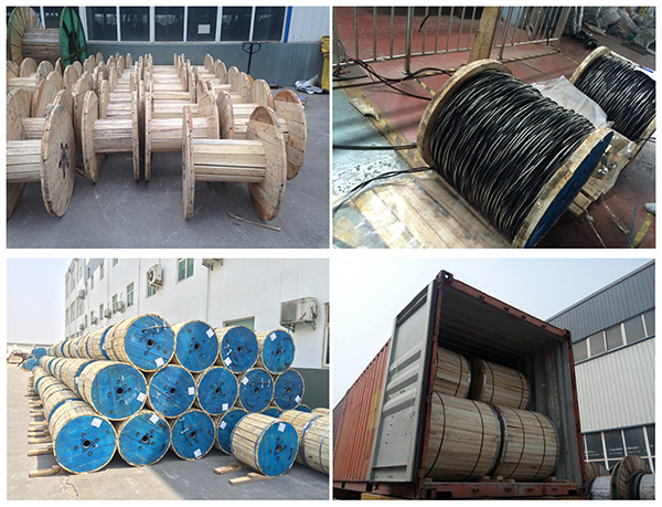 Overhead Insulated Cable / Service Drop Cable / ABC Cable