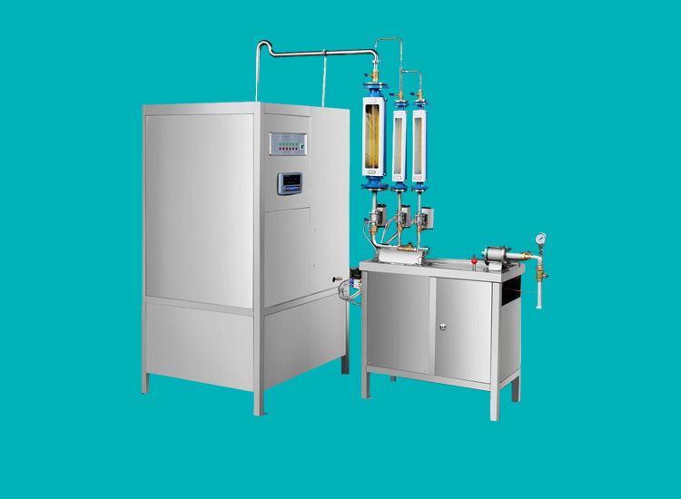 Weighting System Water Meter Tester