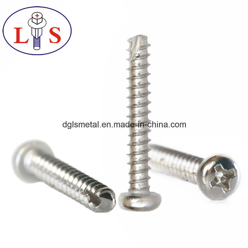 Hot Sales Carbon Steel Zinc Plated Cup Head Small Screw