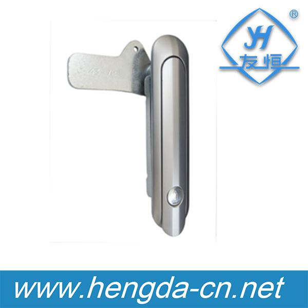 Yh9620 Industrial Cabinet Plane Zinc Alloy Paddle Handle Lock