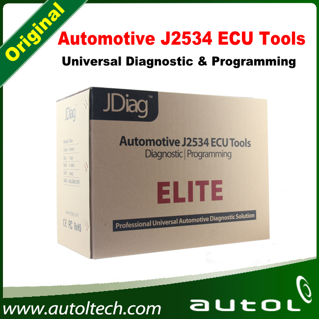 100% Quality Original Jdiag Elite J2534 Diagnostic and Coding Programming Tool with Best Price