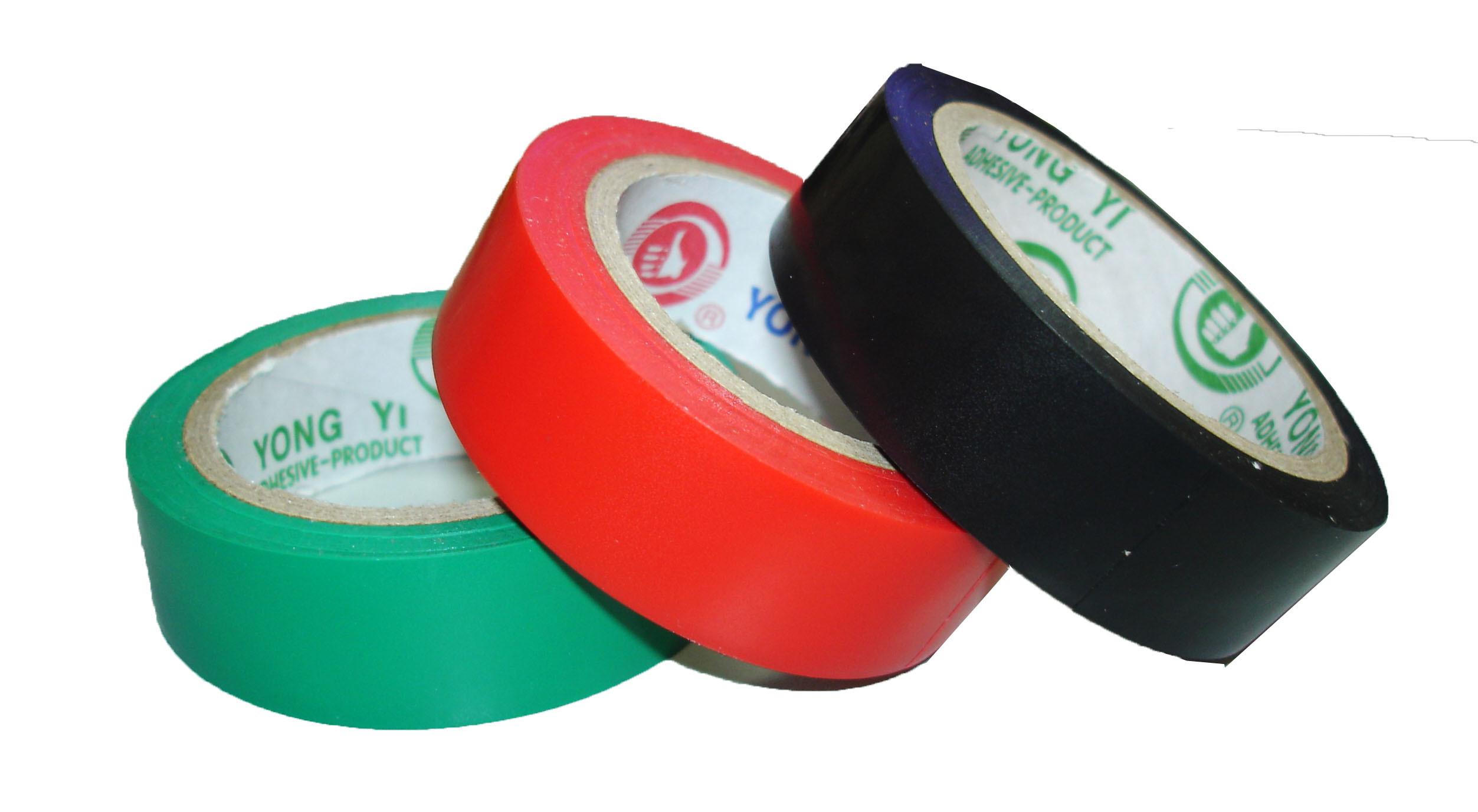 PVC Electrical Tape (130um &180um)