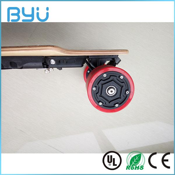 2016 New Samsung Battery Brushless Motor Longboard Electric Skateboard