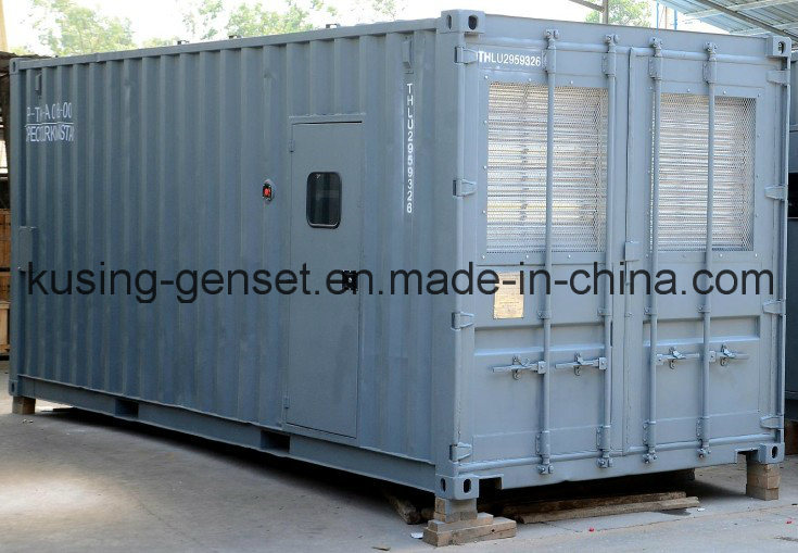 10kVA-2250kVA Power Diesel Silent Generator Set with Perkins Engine (PK35000)