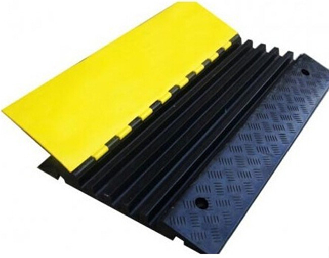 100% Recycled Rubber Speed Humps