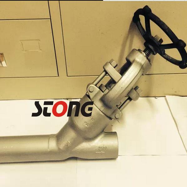 API 602 900lb~2500lb Pressure Seal Bonnet Forge Gate Valve