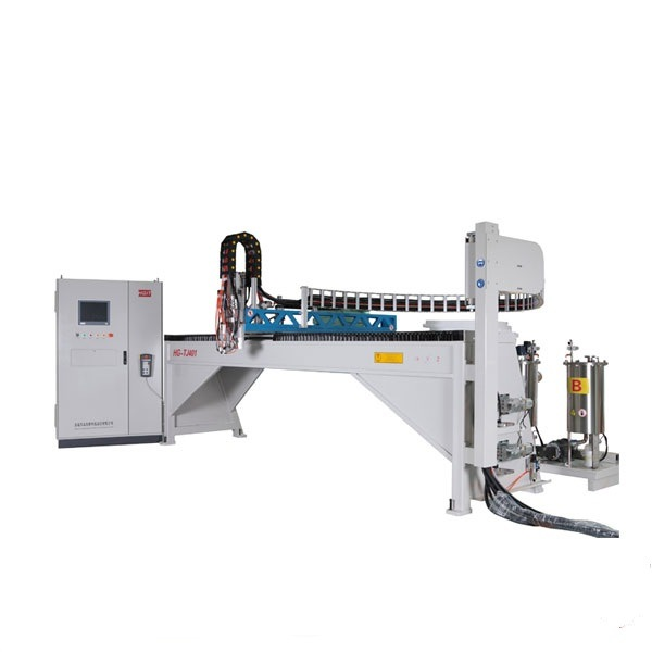 Polyurethane Foam Strip Dispensing Machine
