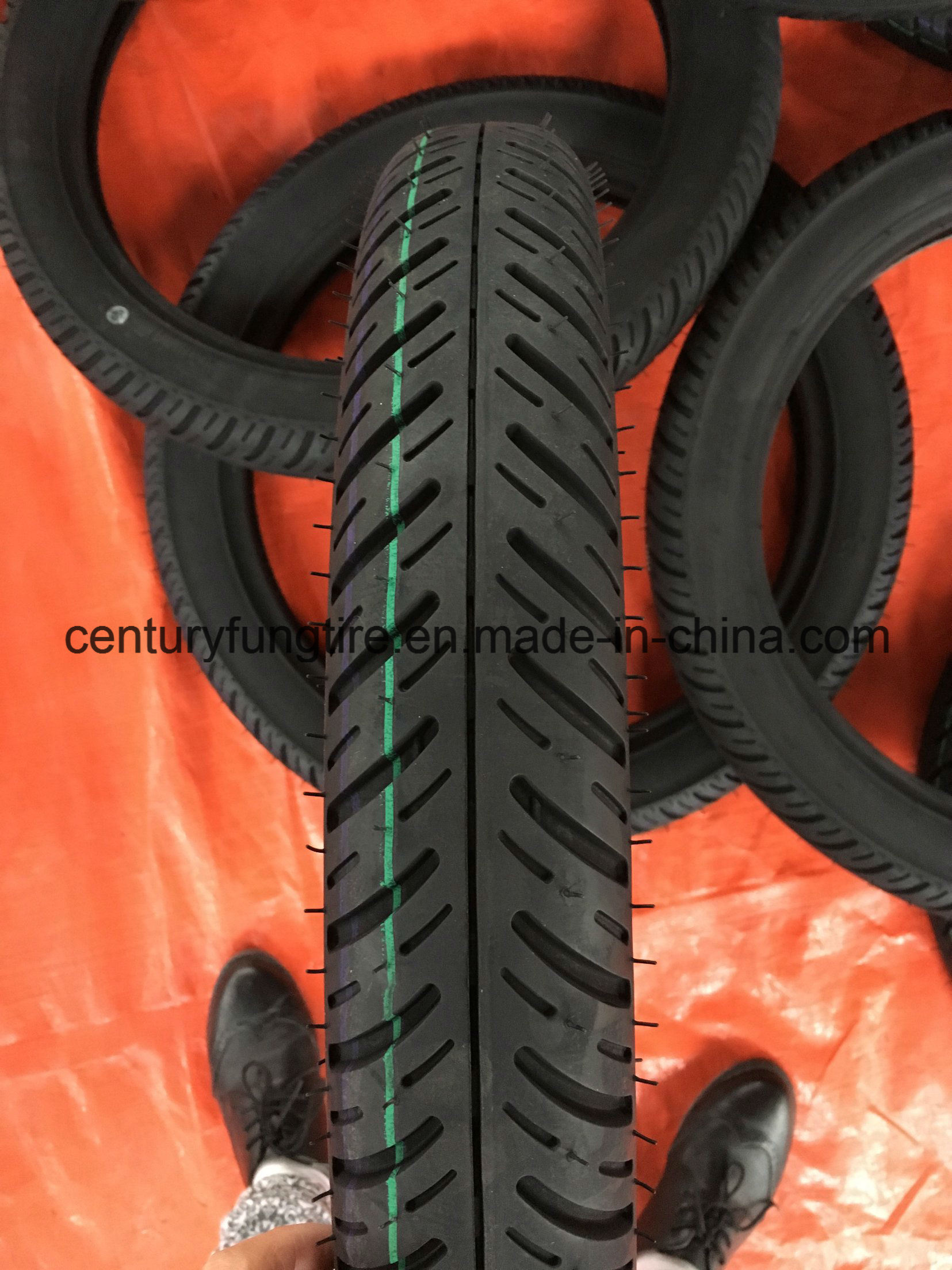 Motorcycle Tyre 3.00-17 New Pattern