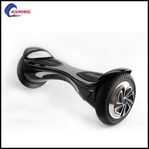 2016 Popular 8.0 Inch Bluetooth Scooter 2 Wheel Smart Electronic Scooter Koowheel Electric Scooter LED Racing Lamps+Bluetooth Speakers Skateboard