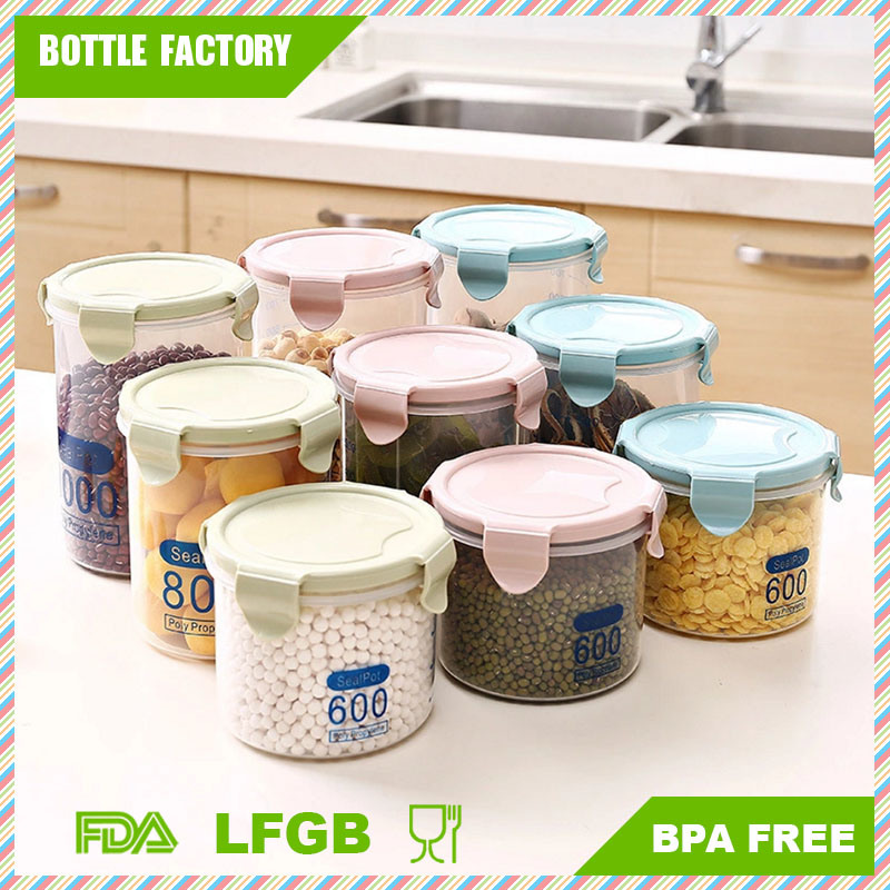 Better Life Food Storage Container Keeping Crisper Refrigeration /PP Plastic Fresh Storage BPA Free